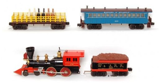 1367: Lionel Halloween train set with 1882 General