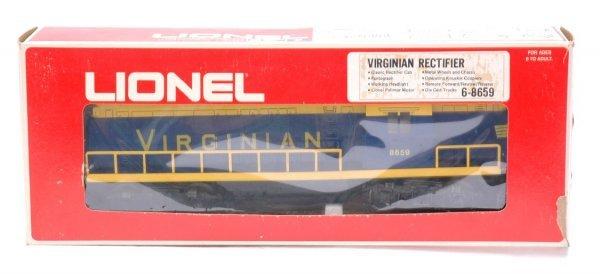 2005: Lionel 8659 Virginian Rectifier Boxed