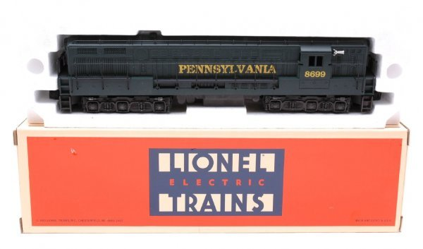2020: Lionel 18307 Pennsy Fairbanks Morse MINT Boxed