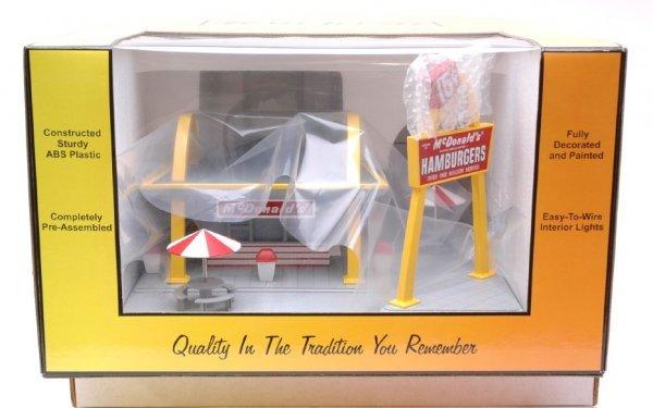 2023: MTH Rail King 9034 McDonalds MINT Boxed