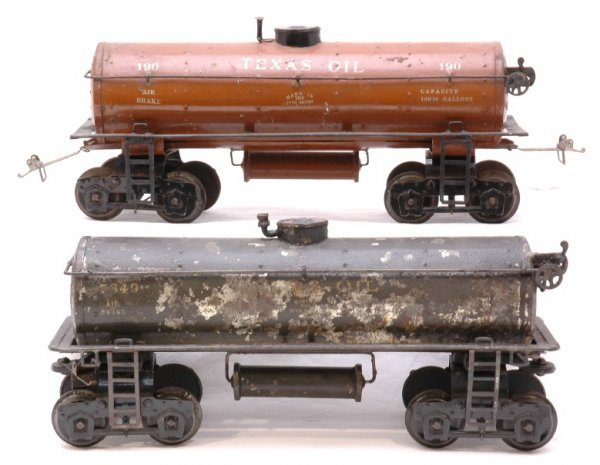 2218: Ives 190 Texas Oil Tank and 7849 Tank