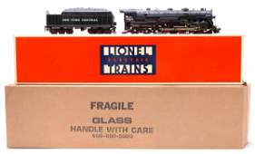 2334: Lionel 18005 NYC 700E Hudson with Case MINT OB