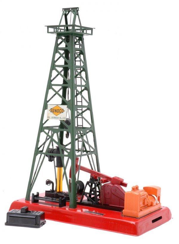 2723: Lionel 455 Oil Derrick