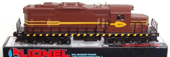 3: Lionel 18813 Duluth Missabe Iron Range SD-18
