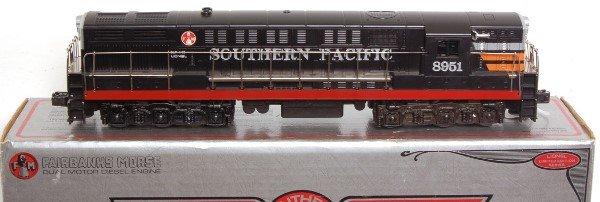 7: Lionel 8951 Southern Pacific FM Diesel