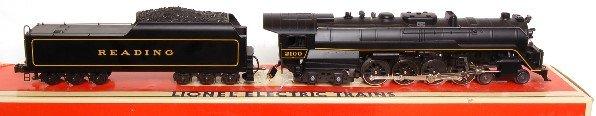 15: Lionel 18006 Reading 4-8-4 T-1 Steam Loco Tender
