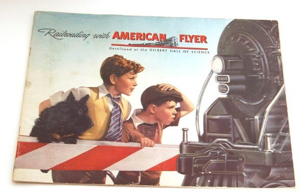 18: Large American Flyer 1946 catalog