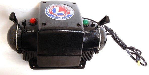 22: Lionel 275 watt ZW transformer