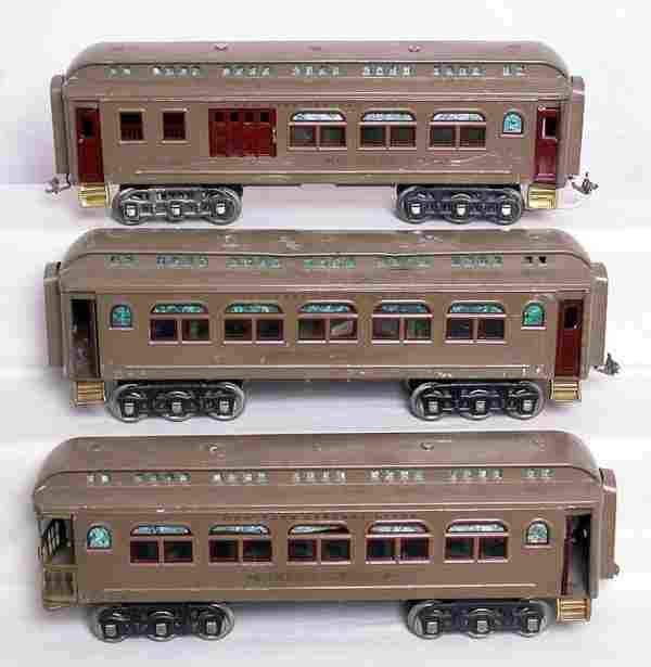 Lionel prewar standard gauge 418, 419 and 490