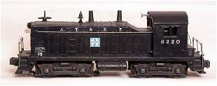 Lionel 6220 ATSF switcher