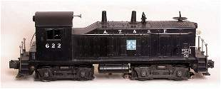 Lionel 622 ATSF engine