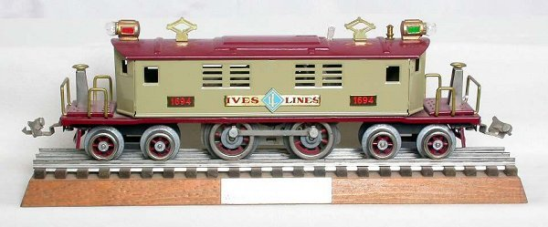 12: Williams Ives 1694 loco
