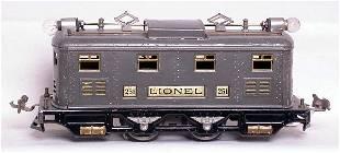 Lionel prewar 251 locomotive in gray