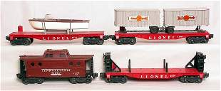 Lionel 6801, 6467, 6430 and 6417
