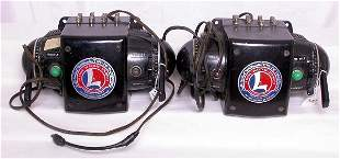 Two Lionel ZW transformers, both are 275W