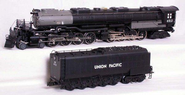 "MTH 3021LP Union Pacific ""Big Boy"" 4-8-8-4 #4012"