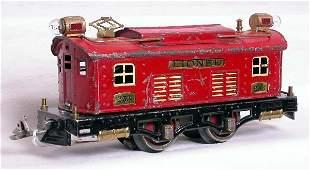 Lionel prewar red 253 loco