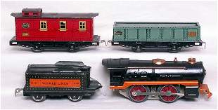 Winner Lines by Lionel train set