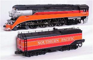 MTH 20-3029-1 Southern Pacific Daylight GS-4 4449