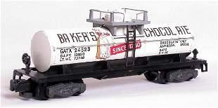 American Flyer 24323 Type III Baker's tank car