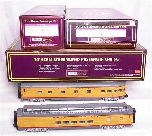 MTH Premier Union Pacific 8-car passenger set