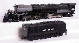 "MTH DAP 80001a Union Pacific ""Big Boy"" 4-8-8-4"