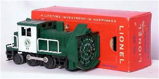 Lionel 58 Great Northern rotary snowplow, OB