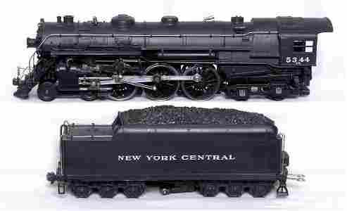 161: Restored Lionel 700E 5344 loco and tender