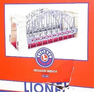 Lionel 32999 Hell Gate 305 bridge, OB