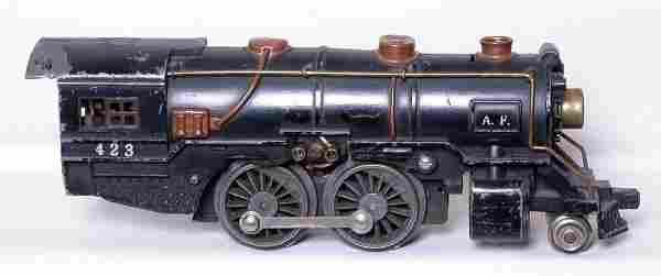 American Flyer prewar O 423 loco only
