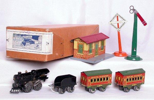 307: American Flyer prewar Empire Express in the box