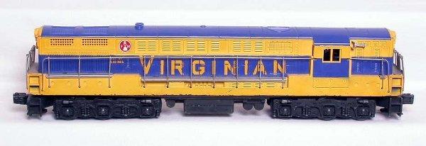 320: Lionel 2331 Virginian FM locomotive