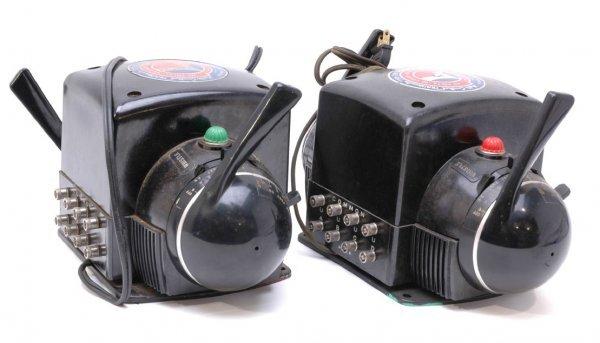 2006: Lionel two ZW 275 Watt Transformers