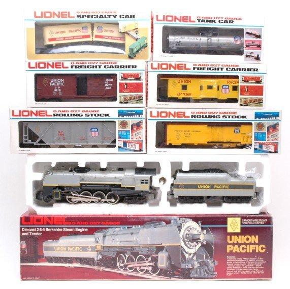 2007: Lionel UP FARR 8002 9366 9367 9368 9383 9811 9419