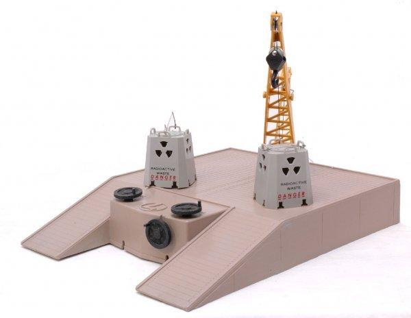 2607: Lionel 462 Derrick Platform Set