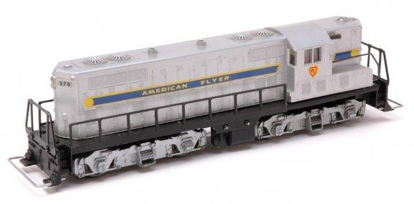 2620: American Flyer 370 GM GP7 Switcher