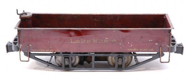 2842: RARE Lionel 2-7/8 200 Electric Express Gondola