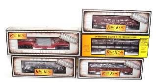 4206 MTH Rail King diecast 308003 8301 8103 8201 7649