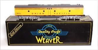 3328: Weaver 3-rail Union Pacific E8B dummy