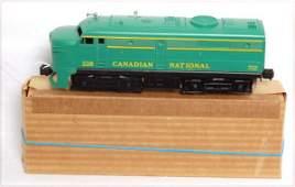 4255: Mint Lionel 228 Canadian Pacific Alco, OB