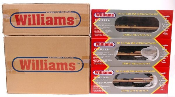 2: Williams L and N FA1004 FB104D MINT Boxed