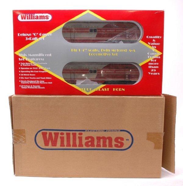 10: Williams E7 1009 RI 633 and 635 AA MINT Boxed