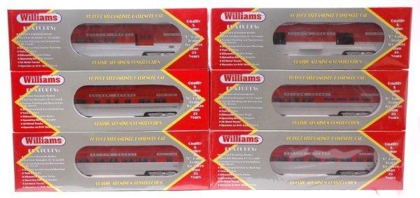 11: Williams RI LL1006CD and LL1006 MINT Boxed