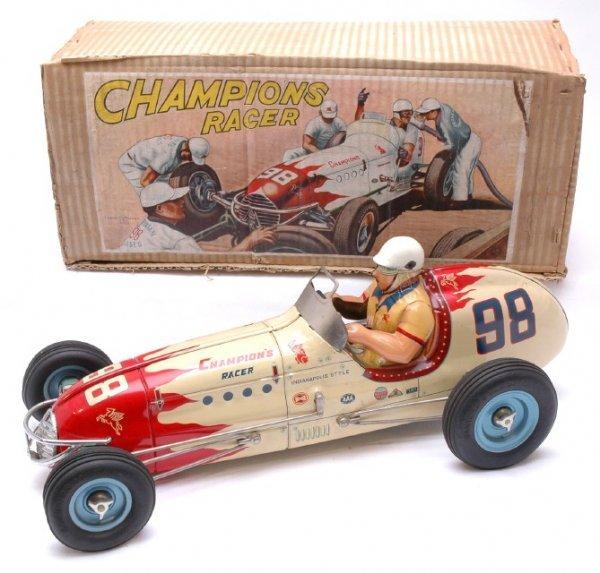 355: Sanyo Toys Co LTD Champions Racer Boxed