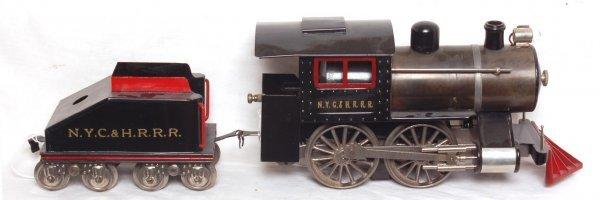 15: Lionel prewar standard No. 5 loco, thin rim
