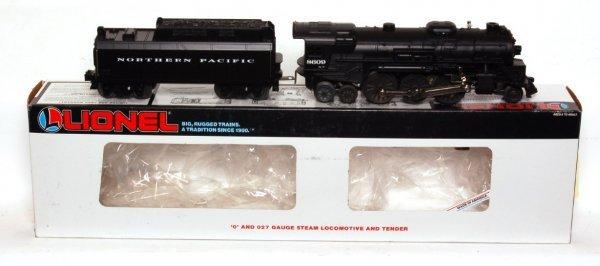 23: Lionel 18609 Northern Pacific 2-6-4 steam loco
