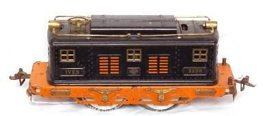 273: Ives Lionel transition loco 3236, orange/black