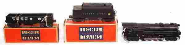 669: Lionel Electronic Set 671R loco, 4671, 4452