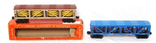1001: Two Lionel No. 6475, Pickles and Pineapple OB