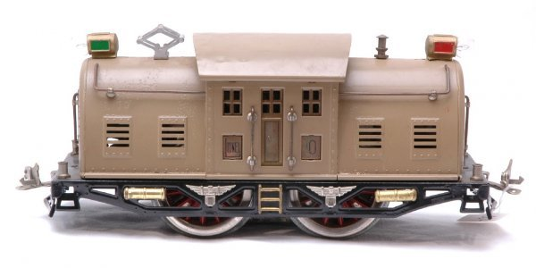 1004: Lionel Standard Gauge 10 Electric Locomotive